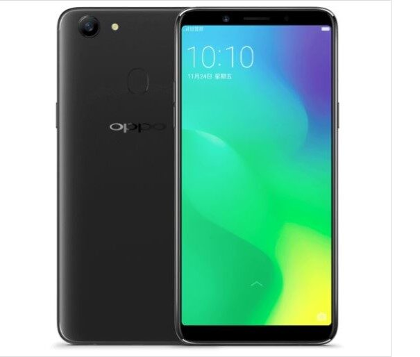 Android-смартфон Oppo A79 с экраном 18:9 представлен официально