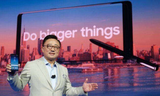 Проект Samsung Galaxy Note 9 носит кодовые название «Crown»