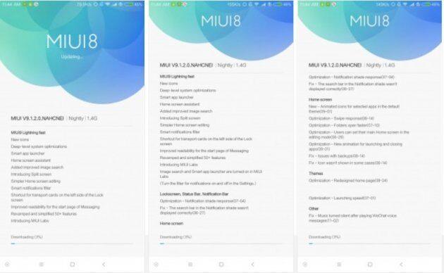 Xiaomi Mi Mix начал получать официальную версию MIUI 9