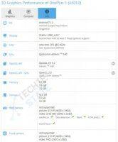 OnePlus 5Tзамечен на GFXBench с улучшенной передней камерой