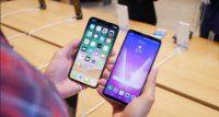 Сравнение Apple iPhone X (iPhone 10) и LG V30