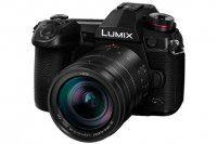Panasonic представила профессиональную беззеркальную камеру LUMIX G9