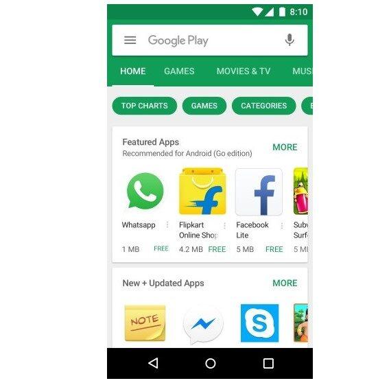 Google выпустила специальную версию андроид Oreo для слабых устройств