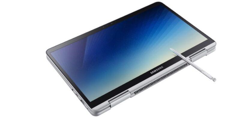 Самсунг представила обновленные ноутбуки Notebook 9