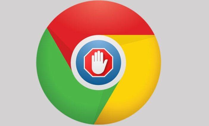 Google Chrome начнёт перекрыть рекламу вконце зимы