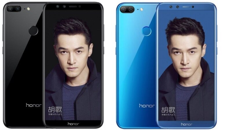 Honor 9 Lite представлен официально: характеристики ицена