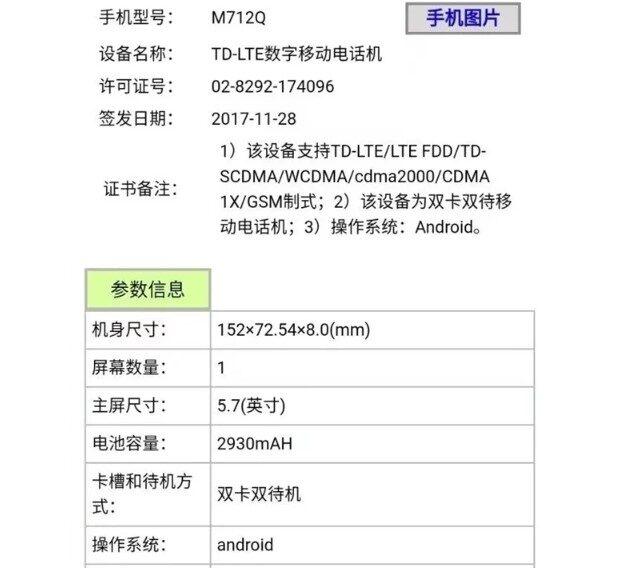 Стали известны характеристики трёх новых телефонов Meizu
