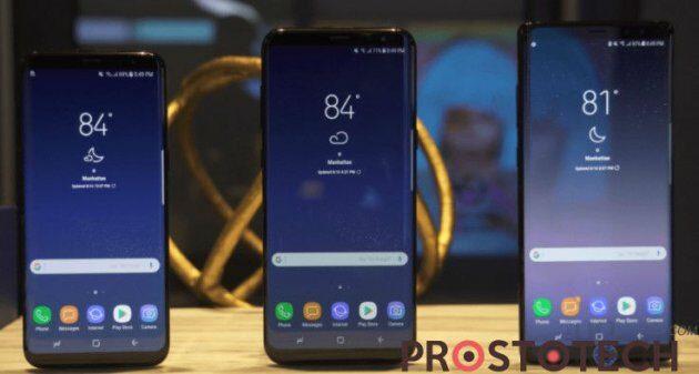 Лучшие смартфоны 2017 года