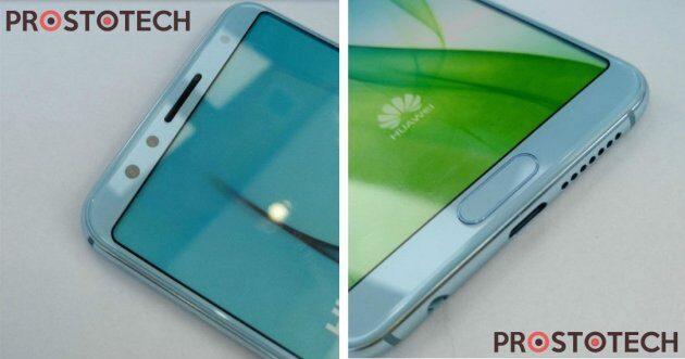 Реальные снимки и новая информация о Huawei Nova 2s