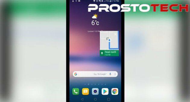 Что нового приносит Android Oreo для LG V30
