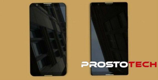Появились впечатляющие снимки новых полноэкранных смартфонов Xperia