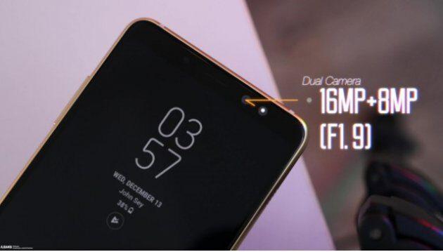 обзор смартфонов Samsung Galaxy A и Galaxy A8 plus 2018 года