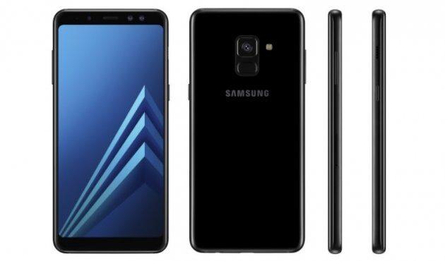 Новая информация о дизайне и характеристиках Samsung Galaxy A8 и A8 Plus (2018)