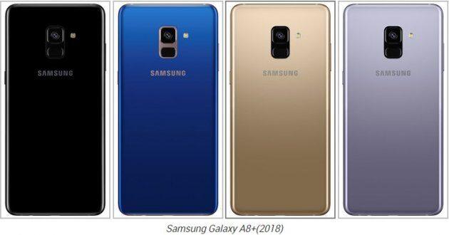 Обзор Samsung Galaxy A8 и Galaxy A8 Plus