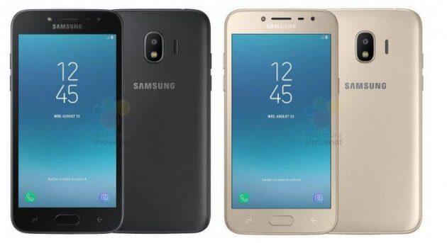 Технические характеристики и снимки Samsung Galaxy J2 (2018)