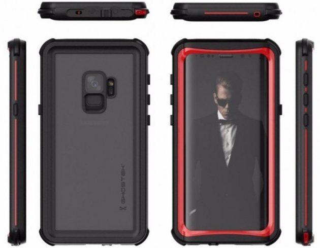 Появились новые изображения Samsung Galaxy S9 и Galaxy S9 Plus