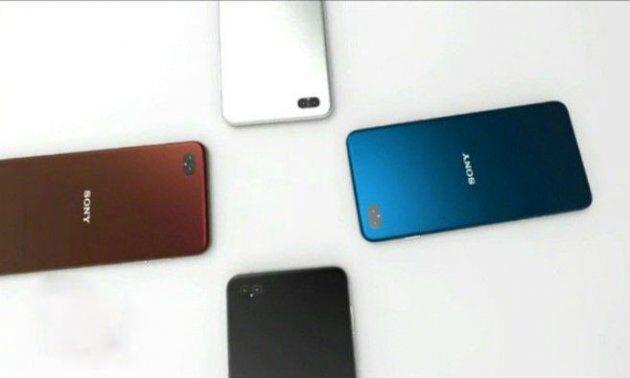 Дизайн и основные характеристики еще одного безрамочного смартфона Sony Xperia A Edge
