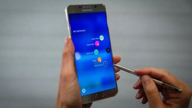 Samsung Galaxy Note 5 продается по рекордно дешевым цена (практически по себестоимости)