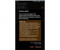 LG V30 начинает получать обновление Android Oreo