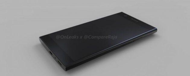 Новая информация о дизайне и характеристиках Sony Xperia XA2 Ultra и Xperia L2