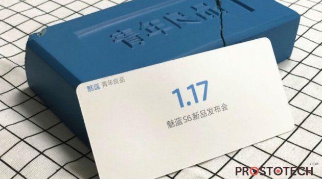 Meizu M6s появляется на тесте AnTuTu