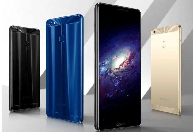 7 китайских смартфонов 2017 года с лучшим дизайном