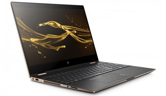 HP представила самый мощный ноутбук-трансформер с дисплеем 4К