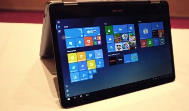 Ультралегкий Samsung Notebook 9 Pen объединил смартфон и ноутбук