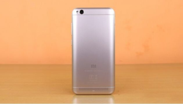Самый дешевый Android-телефон Xiaomi Redmi 5A