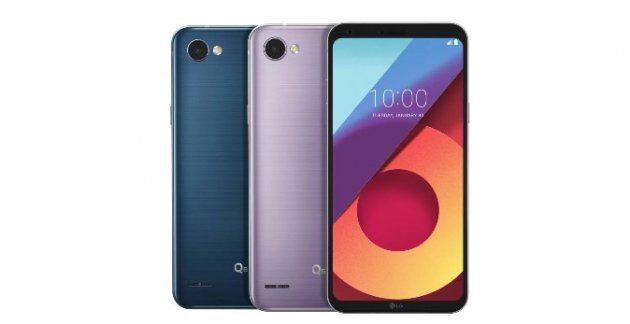 LG G6 и LG Q6 получают новые цветовые варианты