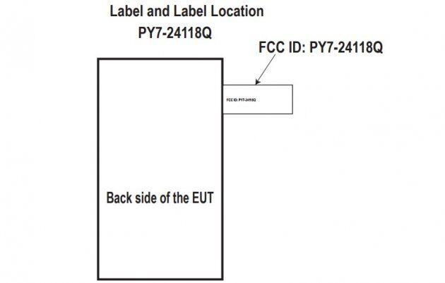 Неизвестный 5-дюймовый смартфон Sony получил сертификацию FCC