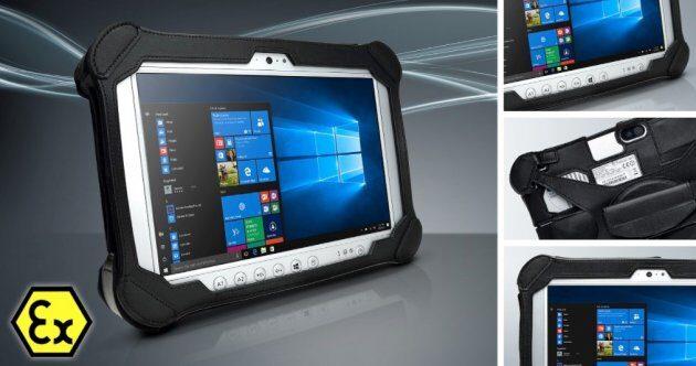 Panasonic Toughpad FZ-G1 ATEX