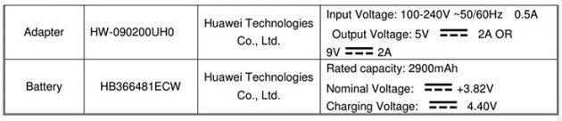 Huawei P20 Lite получил сертификацию FCC