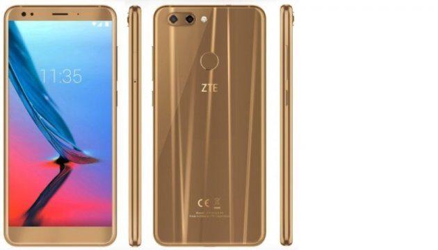 ZTE представит Blade V9 с дисплеем 18:9 на MWC 2018 по доступной цене