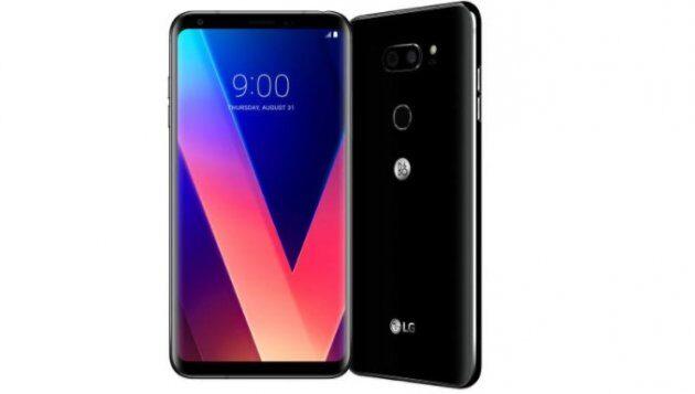 Обновленная версия LG V30 будет представлена на MWC 2018