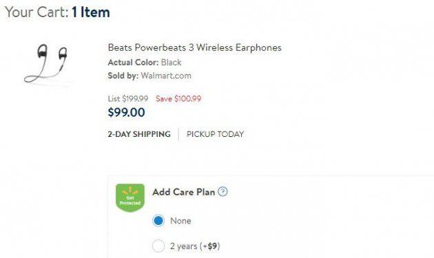Беспроводные наушники BeatsX и Powerbeats3 от Apple по самой низкой цене