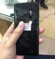 Живые фотографии Samsung Galaxy S9 появились в Интернете