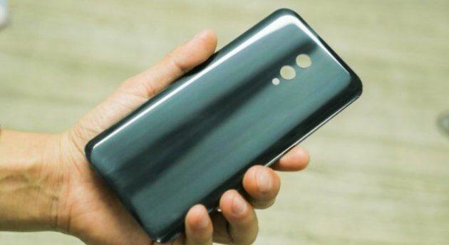 UMIDIGI Z2 претендует стать вторым смартфонов со сканером отпечатков пальцев под дисплеем