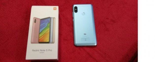 Redmi Note 5 Pro: распаковка и первое впечатление