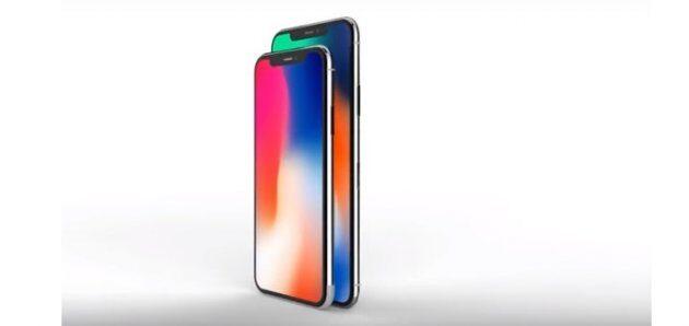 Концептуальное видео показывает дизайн iPhone X Plus в великолепом новом цвете