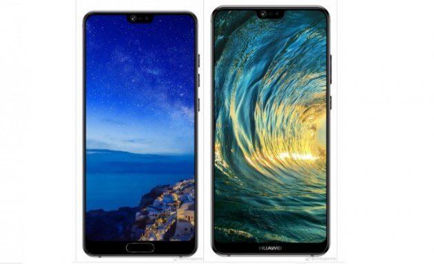 В Сеть просочились цены на Huawei P20, P20 Pro и P20 Lite
