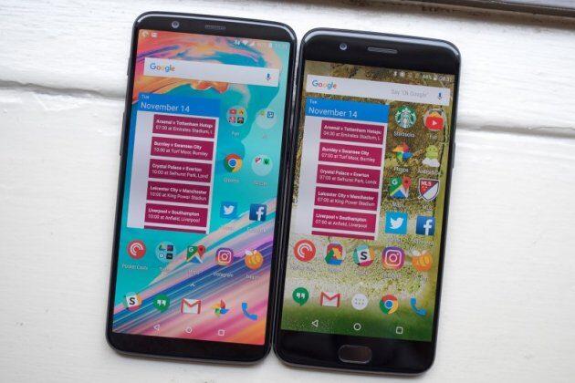 OnePlus 5 и OnePlus 5T получают следующую версию Open Beta с Android 8.1 Oreo