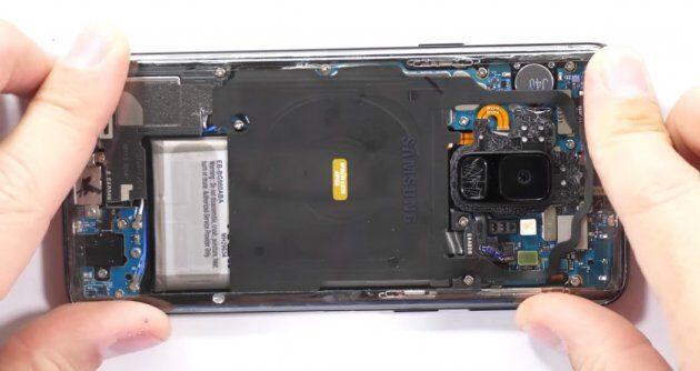 Что скрывается внутри Galaxy S9 или как сделать свой телефон особенным
