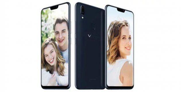 Vivo V9 представлен официально: характеристики и цена