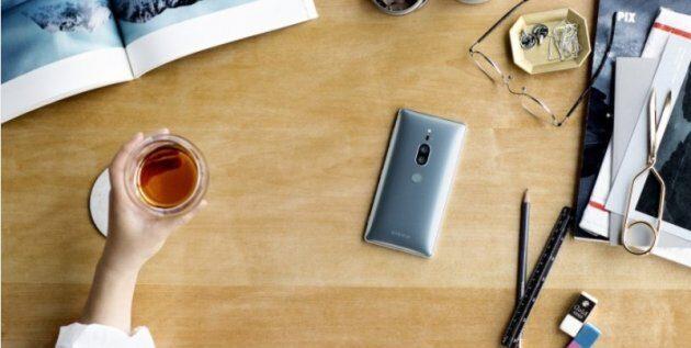 Sony представила Xperia XZ2 Premium с 4K HDR дисплеем и новыми возможностями камер