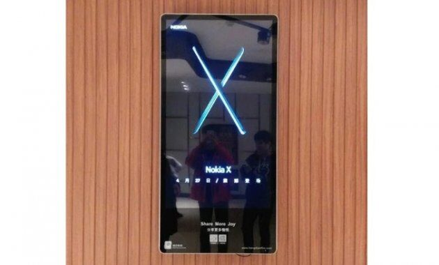 На 27 апреля запланирован запуск нового телефона Nokia X от HMD Global