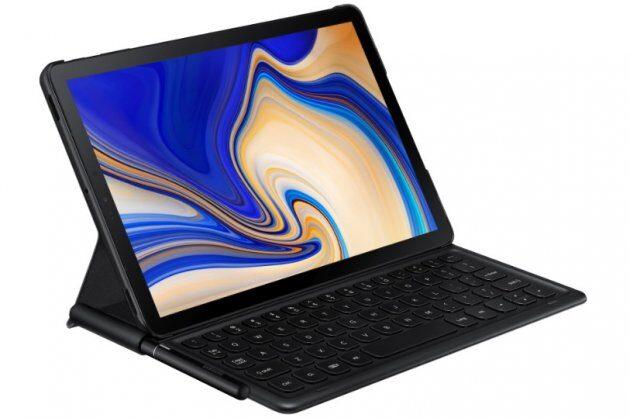 Galaxy Tab S4 представлен официально