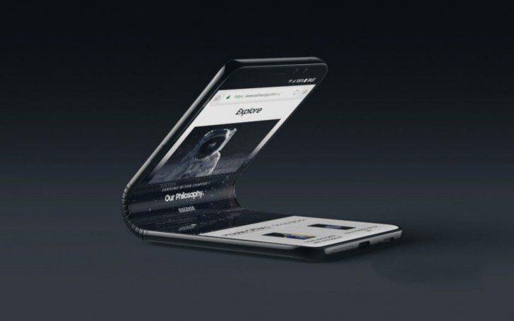 Блоги / Премиальная раскладушка Samsung W2019 выйдет раньше, чем ожидалось